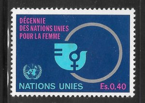 United Nations Mint Never Hinged  [9505]