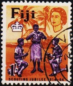 Fiji. 1964 1s S.G.337 Fine Used