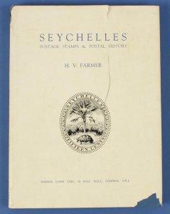 SEYCHELLES : Postage Stamps & Postal History by HV Farmer