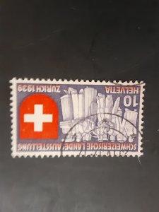 +Switzerland #250         Used