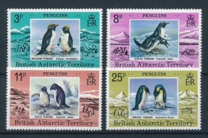 [37920] British Antarctic Territory BAT 1979 Birds vögel oiseaux penguins  MNH