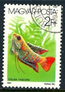 Hungary: 1987; Sc. #3052, O/Used CTO Single Stamp