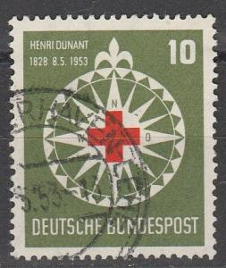 Germany #696 F-VF Used CV $6.00  (S321)