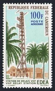 Cameroun C46,MNH.Michel 390. Edea relay station,1963.