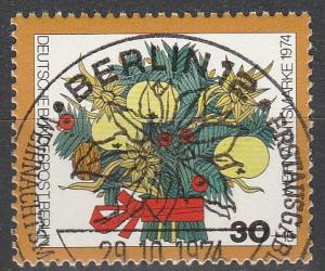 Germany #9NB114  F-VF Used (V3083)