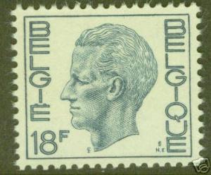 BELGUM BELGIQUE Scott 772 MNH** 18F King Baudouin stamp
