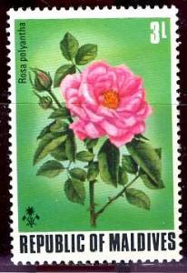 Maldive; 1973: Sc. # 457: */MH Single Stamp
