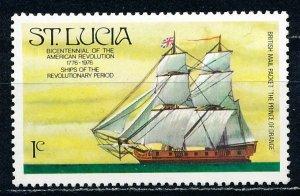Saint Lucia #380 Single MNH