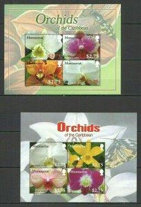 KS MONTSERRAT FLORA NATURE FLOWERS ORCHIDS OF THE CARIBBEAN 2KB FIX