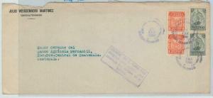 79015  - GUATEMALA - Postal HIistory -  OVERSIZED COVER from MAZATENANGO 1948