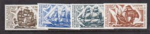 French Southern And Antarctic Territories #C29 - #C32 VF/NH Set