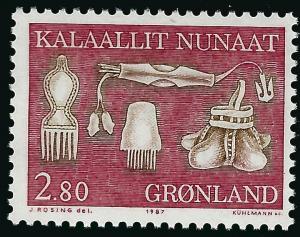 Greenland #165 MNH VF...High Quality bargain!
