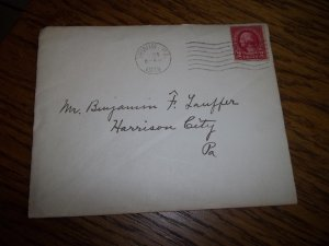 letter from 1929