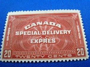 CANADA  -  SCOTT # E4  -    MH      (ww102)
