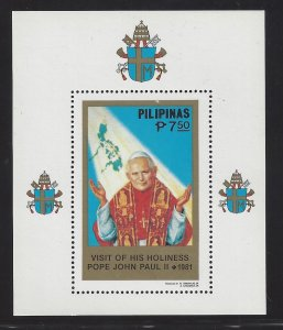 1511 Pope John Paul II/Map CV$7