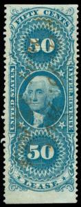 momen: US Stamps #R57b Used Revenue