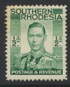 Southern Rhodesia  SG 40  SC# 42   Used   see details