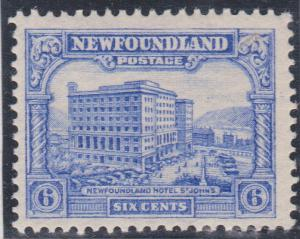 Newfoundland - #177 6c Hotel mint