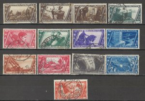 COLLECTION LOT # 4309 ITALY #290-302 1932 CV+$37