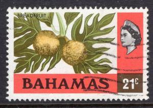 Bahamas 399 Fruit Used VF