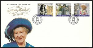 New Zealand First Day Cover [7798]