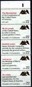 US #2355-9 MNH (X9678)