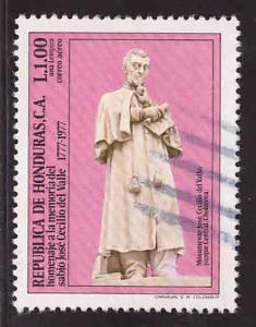 Honduras Scott C626 Used stamp