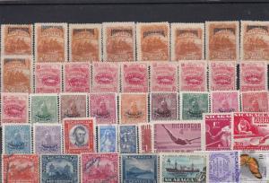 nicaragua stamps ref r9778