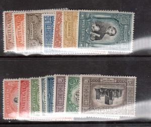 Portugal #422 - #436 Mint Set