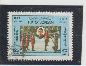 Jordan  Scott#  1257  Used  (1985 Police Academy)