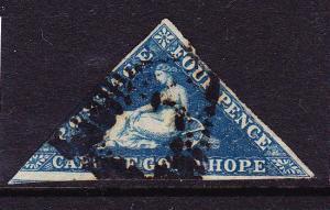 C.O.G.H.  1853   4d  DEEP BLUE  FU  SG 2