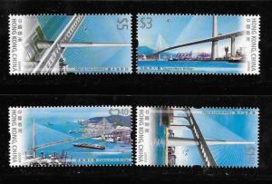 Hong Kong 2009 Stonecutters Bridge MNH A267