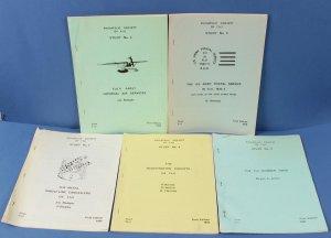 FIJI Philatelic Society Specialist Monographs. Airmail, USA Army