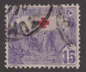 Tunisia B1 Plowing O/P 1915
