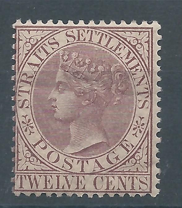 Straits Settlement 52 LH