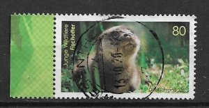 Germany  2020  - used - Fischotter - recent
