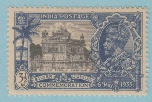 INDIA  147  MINT   HINGED OG * NO FAULTS VERY FINE !