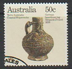 Australia SG 994 Fine Used  with First Day cancel