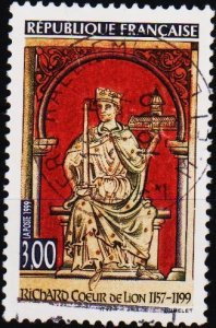 France. 1999 3f S.G.3578 Fine Used