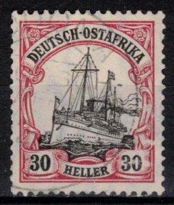 Colonies - German East Africa - Scott 36