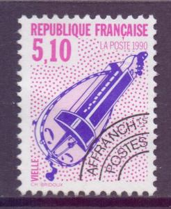 France SG2999 - YT 209, 1990 Hurdy-gurdy 5f10 Pre-Cancel used