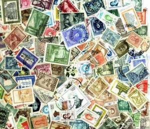 Argentina Stamp Collection - 200 Different Stamps