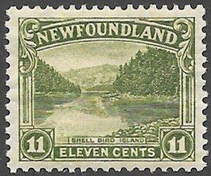 Newfoundland Scott Number 140 VF HHR Cat C$10