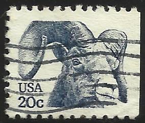 US 1982 Scott# 1949 Used