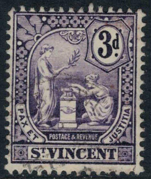 St. Vincent #94  CV $18.00