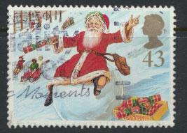 Great Britain SG 2009  Used    - Christmas