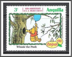 Anguilla #513 Disney Winnie The Pooh MH