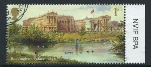 GB  QE II  SG 3591 Buckingham Palace VFU