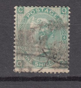 J27439 1865 great britain used #48 queen $225.00 scv