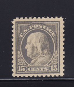 514 VF-XF original gum never hinged with nice color cv $ 75 ! see pic !